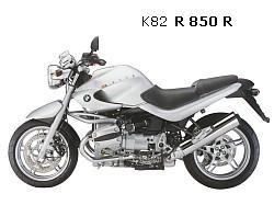 BMW R850R 2002+