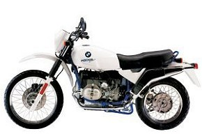 BMW R80GS BASIC 1996