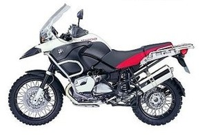 BMW R1200GS Adventure 2006-2007
