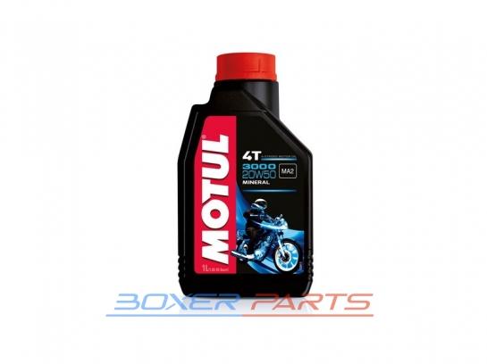 engine oil MOTUL 20W50 olej mineralny silnikowy do BMW