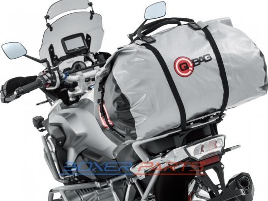 torba podróżna Q-BAG 76L srebrna