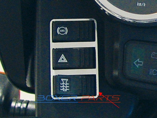 ramka ozdobna przełączników R1100GS R850GS