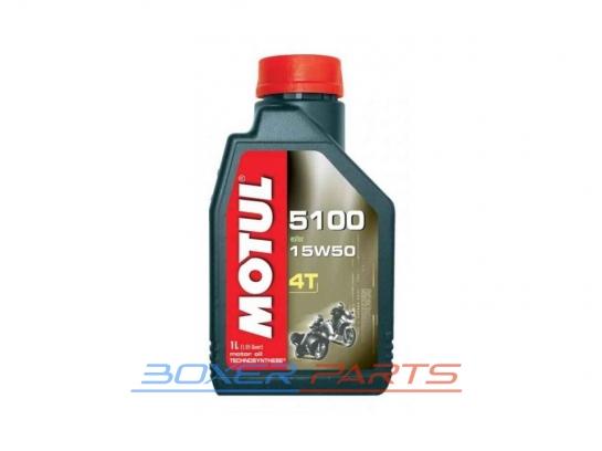 olej silnikowy MOTUL 5100 15W50 1L do motocykli BMW