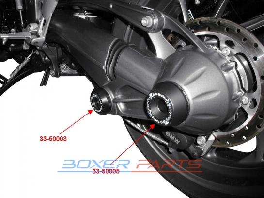 crashpad - odbojnik przekładni głównej R1200 K1200 K1300