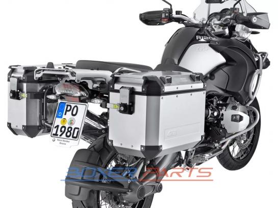 stelaż pod aluminiowe kufry boczne R1200GS Adventure
