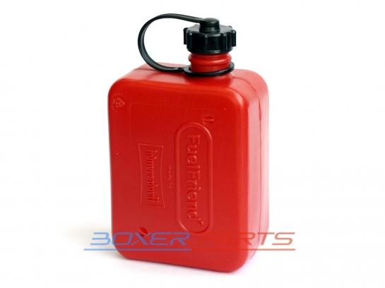 kanister rezerwowy 0,5 L na olej lub benzynę