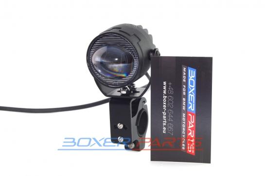 halogen przeciwmgielny Satellite FOG LED do motocykli BMW