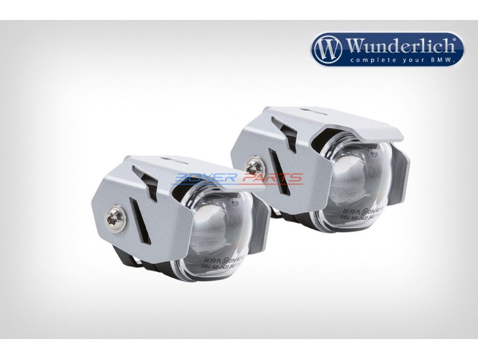 Wunderlich Led Micro Flooter Head Light Silver 28380 101