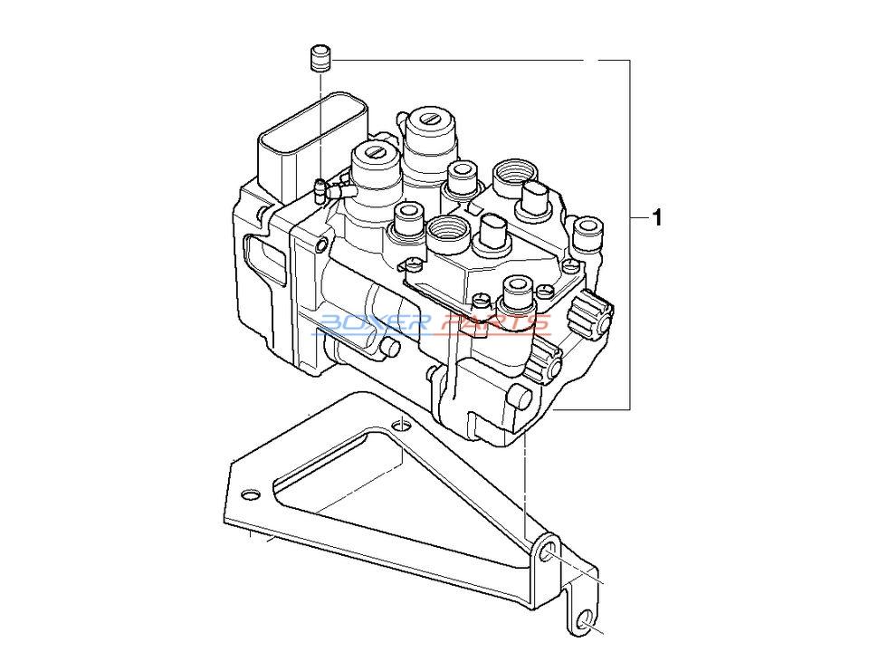 bmw r1150rt engine diagram