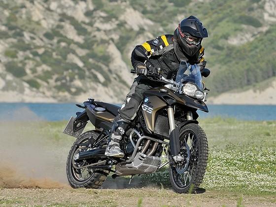 akcesoria i części do motocykla BMW F800GS