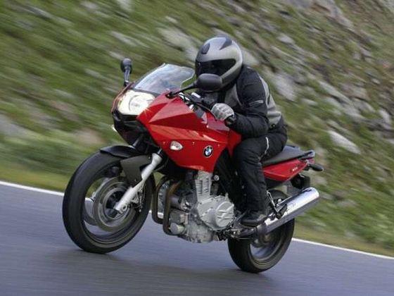 akcesoria i części do motocykla BMW F800S