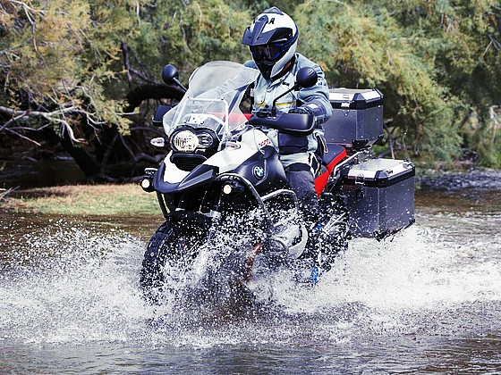 BMW R1200GS Adventure model 2006
