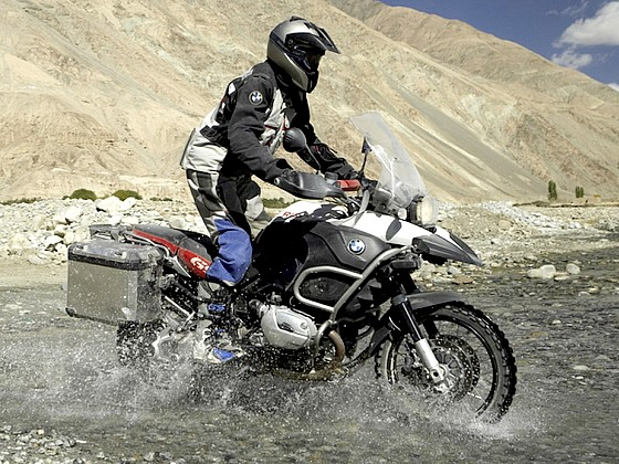 BMW R1200GS Adventure model 2008