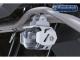 Wunderlich halogeny LED do gmoli BMW srebrne