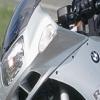 klosz kierunkowskazu BMW R1100RS R1150RS przód lewy biały