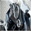 aluminiowe ramki zegarów polerowane do BMW K1200RS K1200GT