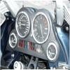 aluminiowe ramki zegarów anodowane do BMW K1200RS K1200GT