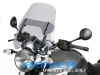 szyba Vario Naked Bikes przeźroczysta 44 cm