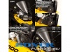 szyba komfortowa F800GS F650GS VStream 37,8 cm