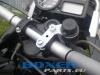 uchwyt gniazda zapalniczki do BMW R1200GS i F800GS