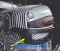 osłona pokrywy głowicy BMW - strona lewa