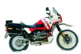 BMW R100PD 1989+