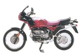 BMW R100GS 1991+