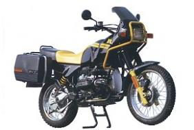 BMW R80GS 1991+