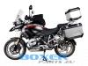 R1200GS Adventure kufry aluminiowe TRAX SW-MOTECH