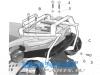 stelaż topcase SHAD F650GS/Dakar 2000-2003