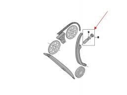 tłok napinacza łańcucha rozrządu