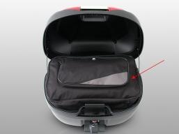 torba wewnętrzna do kufrów centralnych Hepco-Becker