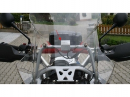 wspornik GPS do R1200GS F800GS Adv