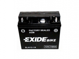 akumulator bezobługowy EXIDE AGM 18Ah