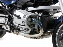 gmole silnika BMW R1200R srebrne