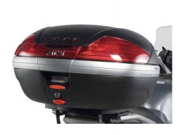 kufer centralny - topcase GIVI V46 czarny mat
