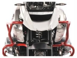 Wunderlich gmole zbiornika BMW R1200GS Rally czerwone