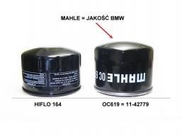 filtr oleju F650GS F800GS K1200 K1300 S1000 R1200 LC - jakość BMW