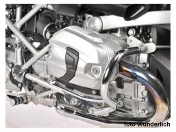 Wunderlich gmole silnika BMW R1200R chromowane