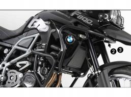 gmole zbiornika BMW F800GS F650GS czarne