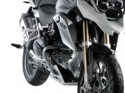 gmole silnika BMW R1200GS LC srebrne Hepco-Becker