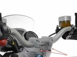 podwyższenie kierownicy R1200R DOHC