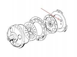oring sprzęgła BMW K1200 K1100 K100