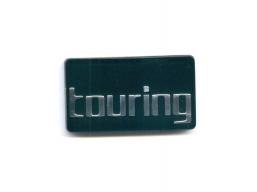 emblemat Touring na pokrywę kufra BMW