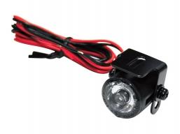 dzienne światła LED z uchwytem - 2 szt