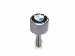 surówka kluczyka w oprawie do stacyjki i kufrów BMW