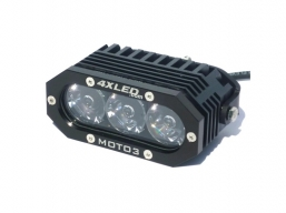 halogen LED MOTO3HP DL - 1 szt