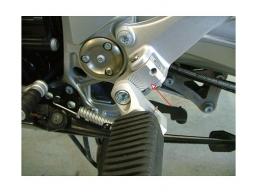 adaptery do obniżenia podnóżków K1200GT K1300GT