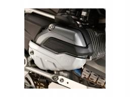 osłony pokryw głowicy BMW R1200 LC aluminiowe - komplet