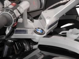 podwyższenie kierownicy o 25 mm do R1100RT R1150RT R1200RT polerowane